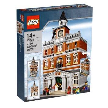 レゴ クリエイター・タウンホール 10224