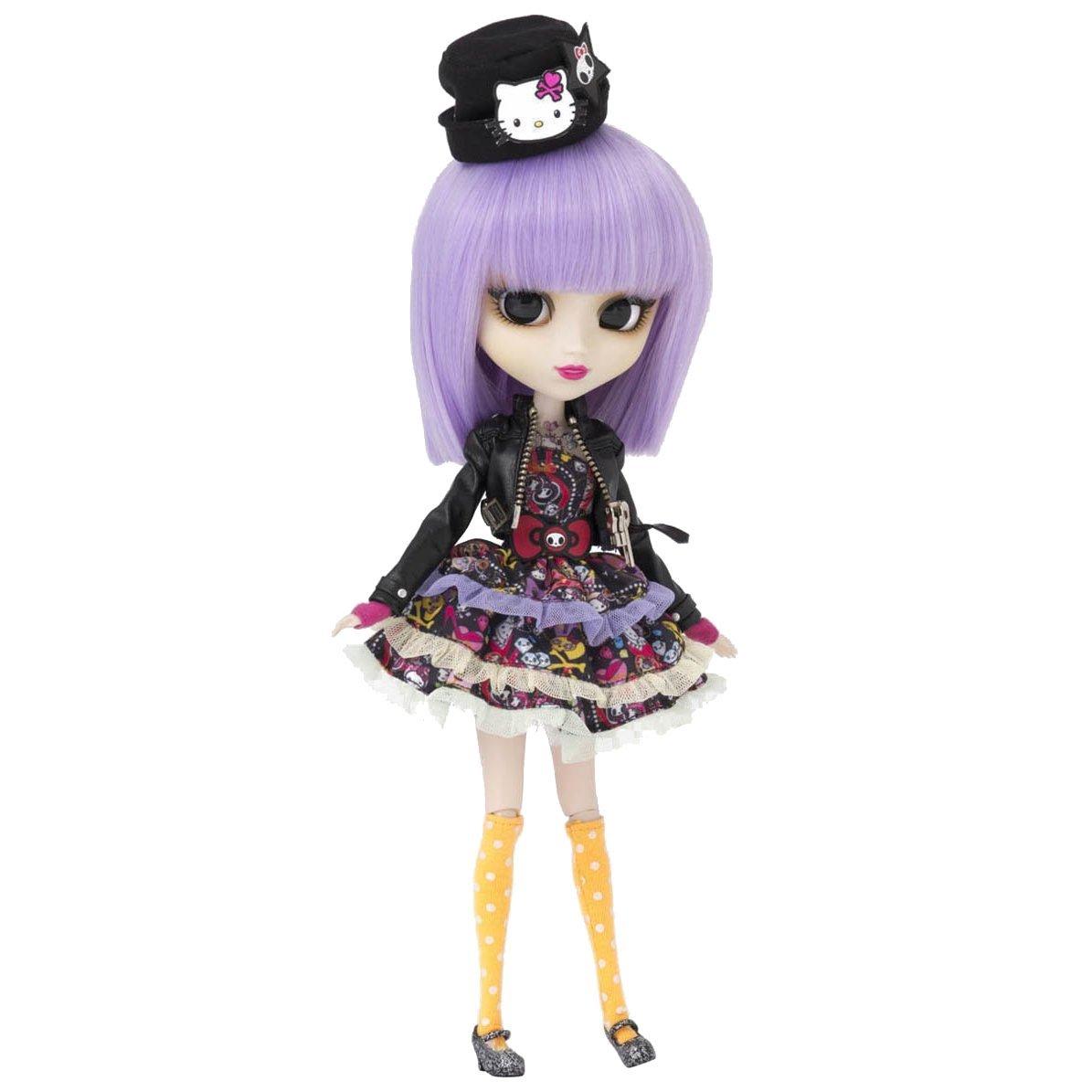 Pullip TOKIDOKI×HELLOKITTY Violetta (トキドキ×ハローキティ ヴァイオレッタ) P-116 グルーヴ