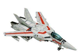 1/100 超時空要塞マクロス VF-1J ファイター 一条輝機 ウェーブ