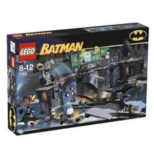 レゴ バットマン バットケーブ ペンギンとミスター・フリーズの侵略 7783