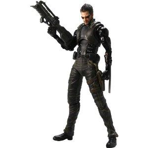 Deus Ex:Human Revolution PLAY ARTS改 アダム・ジェンセン