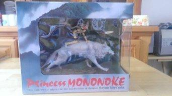 コミニカ メモリアルコレクション 「もののけ姫」 A 犬神&サン コミニカ