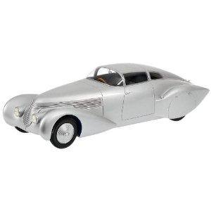1/18scale ミニチャンプス MINICHAMPS 1938 Dubonnet Hispano-Suiza H6C