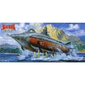 海底軍艦 轟天号 : フジミ模型