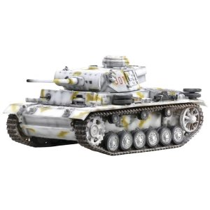 1/72 WW.II ドイツ軍 III 号戦車 L型 後期型 第7装甲師団 第25戦車連隊 南ロシア 1943 (塗装済み完成品) : ドラゴン