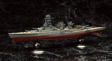 1/500 艦船モデルシリーズ 日本海軍戦艦 長門 フジミ模型