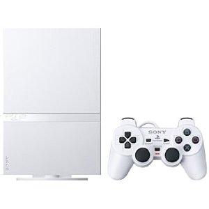 PlayStation 2 セラミック・ホワイト (SCPH-77000CW) 【メーカー生産終了】 : ソニー・コンピュータエンタテインメント