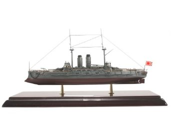 ダイキャスト艦船 1/350 戦艦 三笠 (完成品) 青島文化教材社