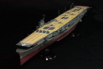 1/350 旧日本海軍航空母艦 翔鶴 1941 フジミ模型
