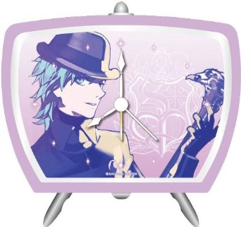 うたの☆プリンスさまっ♪ ボイスアラームクロック 美風 藍 CV:蒼井翔太 ブロッコリー