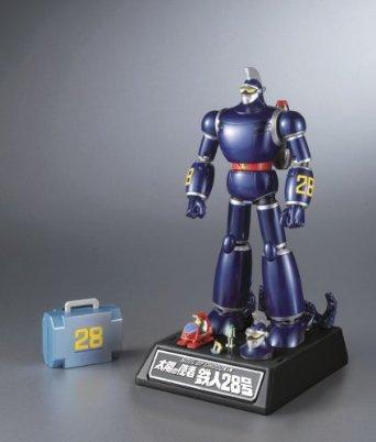 超合金魂 GX-44 太陽の使者 鉄人28号 : バンダイ