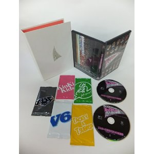 ジャニーズ 体育の日ファン感謝祭 (完全密着スペシャル版 初回限定生産) [DVD] (2003) マルチレンズクリーナー付き
