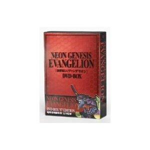【新品】 NEON GENESIS EVANGELION DVD-BOX (仮)