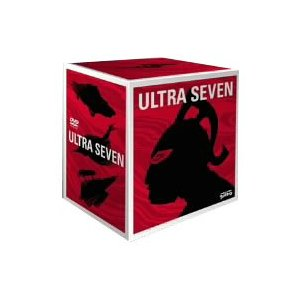 DVDウルトラセブン 全12巻セット (2006) マルチレンズクリーナー付き 新品