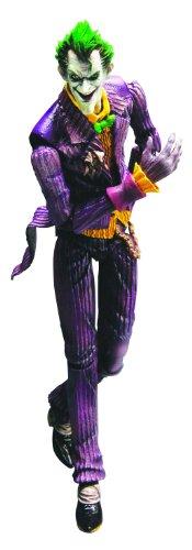 Batman Arkham Asylum プレイアーツ改 ジョーカー US限定Ver. : スクウェア・エニックス