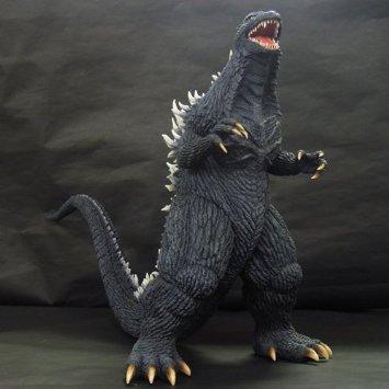 東宝30cmシリーズ 「ゴジラ (2003版) ゴジラ×モスラ×メカゴジラ 東京SOS」 少年リック限定商品