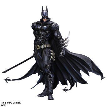DC Comics VARIANT PLAY ARTS改 バットマン™(PVC塗装済みアクションフィギュア) スクウェア・エニックス