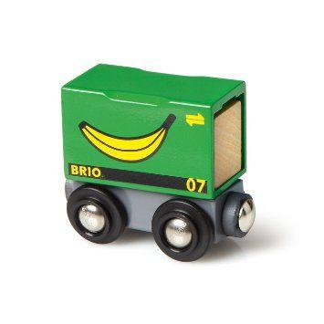BRIO バナナワゴン 33258