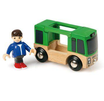 BRIO バスと乗客 33525