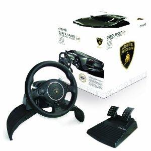 ランボルギーニ スーパースポーツ EVO ステアリングレーシングホイール Lamborghini Super Sport Evo Steering Racing Wheel 並行輸入品