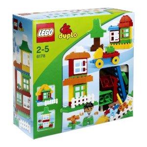 レゴ デュプロ 基本セット・タウン 6178