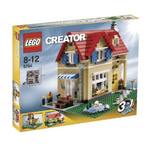 レゴ クリエイター ファミリーホーム 6754
