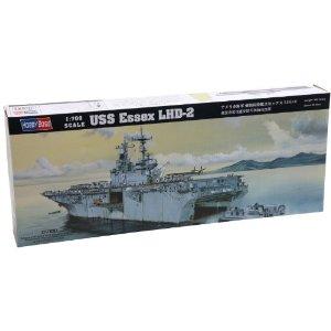 1/700 潜水艦シリーズ アメリカ海軍 強襲揚陸艦 エセックス LHD-2 ホビーボス