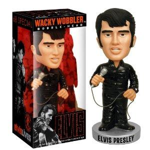 Funko ELVIS PRESLEY '68 WACKY WOBBLER