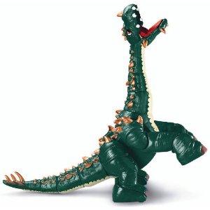 フィッシャープライス イマジネクスト ウルトラ恐竜 スパイク