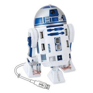 スター・ウォーズ R2-D2 USBハブ キューブ