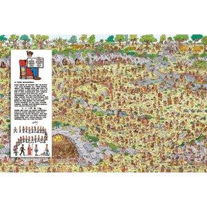WHERE'S WALLY? (ウォーリー) 1000ピース The Stone Age (ザ ストーン エイジ) 1000-158 エンスカイ