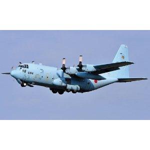 1/200 C-130H ハーキュリーズ 航空自衛隊コンボ (10699)