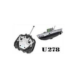 ラジコン 潜水艦 U278 micro U-BOOT