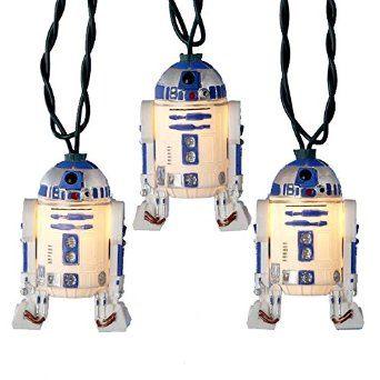 スターウォーズ クリスマスライト R2-D2 STAR WARS8699