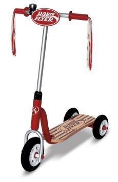 #510 リトルレッドスクーター ラジオフライヤー