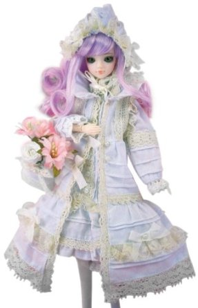 J-Doll Artemis (アルテミス) グルーヴ