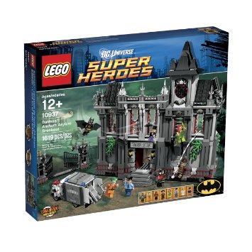 LEGO 10937 バットマン: Arkham Asylum Breakout