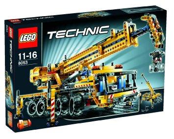 レゴ テクニック クレーン 8053