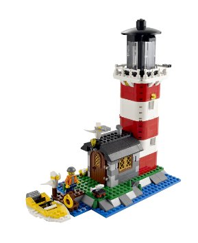 レゴ クリエイター・灯台の島 5770