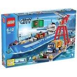 レゴ シティ レスキュー隊 レゴシティの港 7994