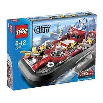 レゴ シティ 消防 ファイア・ホバークラフト 7944