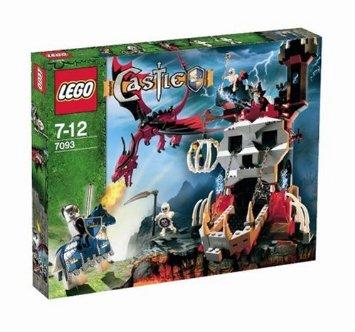 レゴ キャッスル ガイコツの塔 7093