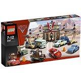 レゴ カーズ フローのV8カフェ 8487