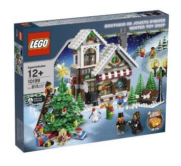 レゴ クリエイター・クリスマスセット 10199