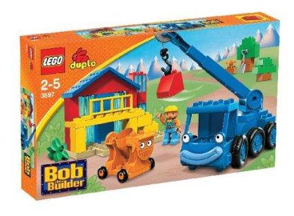 レゴ デュプロ ボブとはたらくブーブーズ はたらきもののロフティとディジー 3597