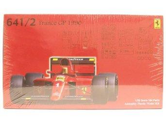 1/20 GP-5 フェラーリ641/2 フランスGP仕様 フジミ模型