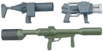 1/12 装甲騎兵ボトムズシリーズ スコープドッグ対応 ウエポンパーツVer.3 やまと
