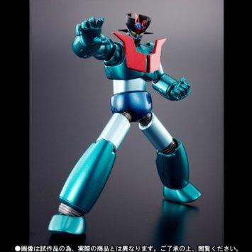 スーパーロボット超合金 マジンガーZ デビルマンカラー バンダイ