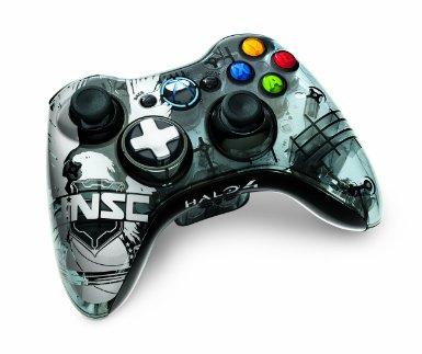 Xbox 360 ワイヤレス コントローラー SE (Halo 4 リミテッド エディション) 日本マイクロソフト
