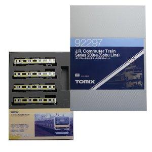 トミックス JR 209-500系通勤電車(総武線)基本セット 92297【鉄道模型・Nゲージ】
